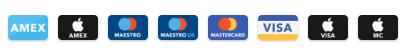 pagamento con carta di credito visa, amex, mastercard, american express