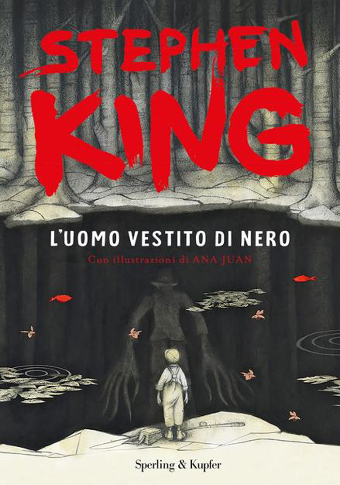 Uomo vestito di nero - Sperling Kupfer (Guasto) di Stephen King