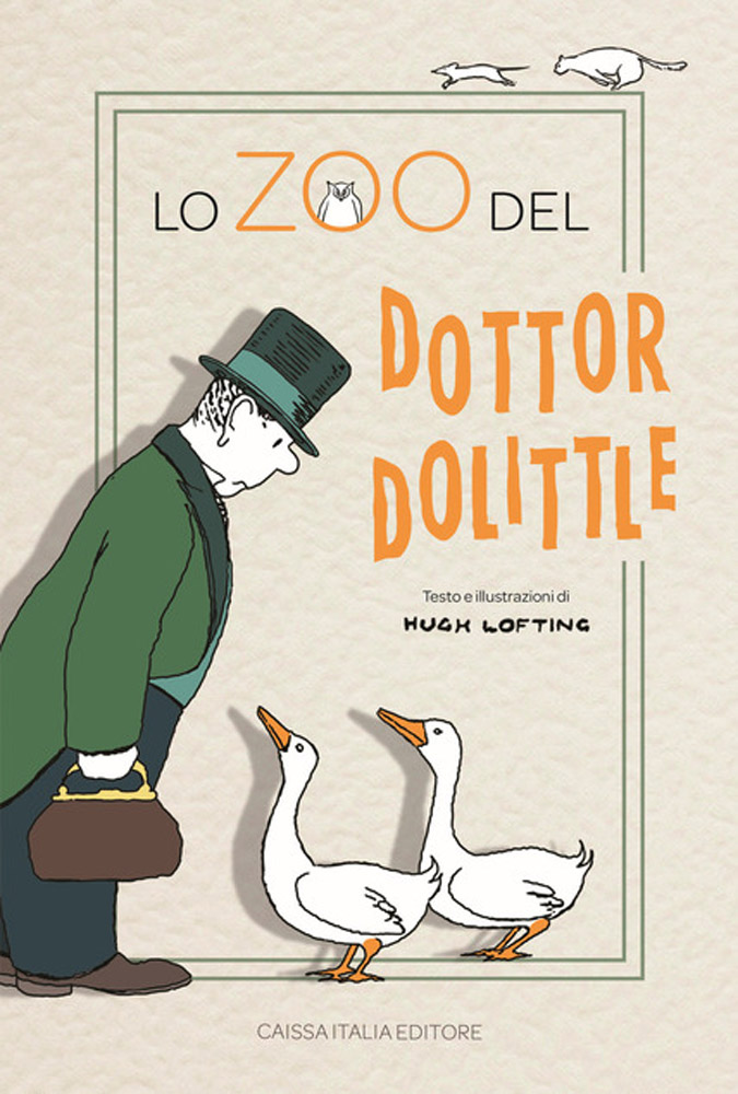 Lo zoo del Dottor Dolittle di Hugh Lofting