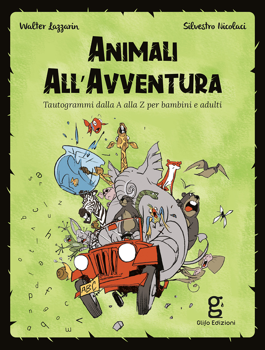 Animali all'avventura di Walter Lazzarin