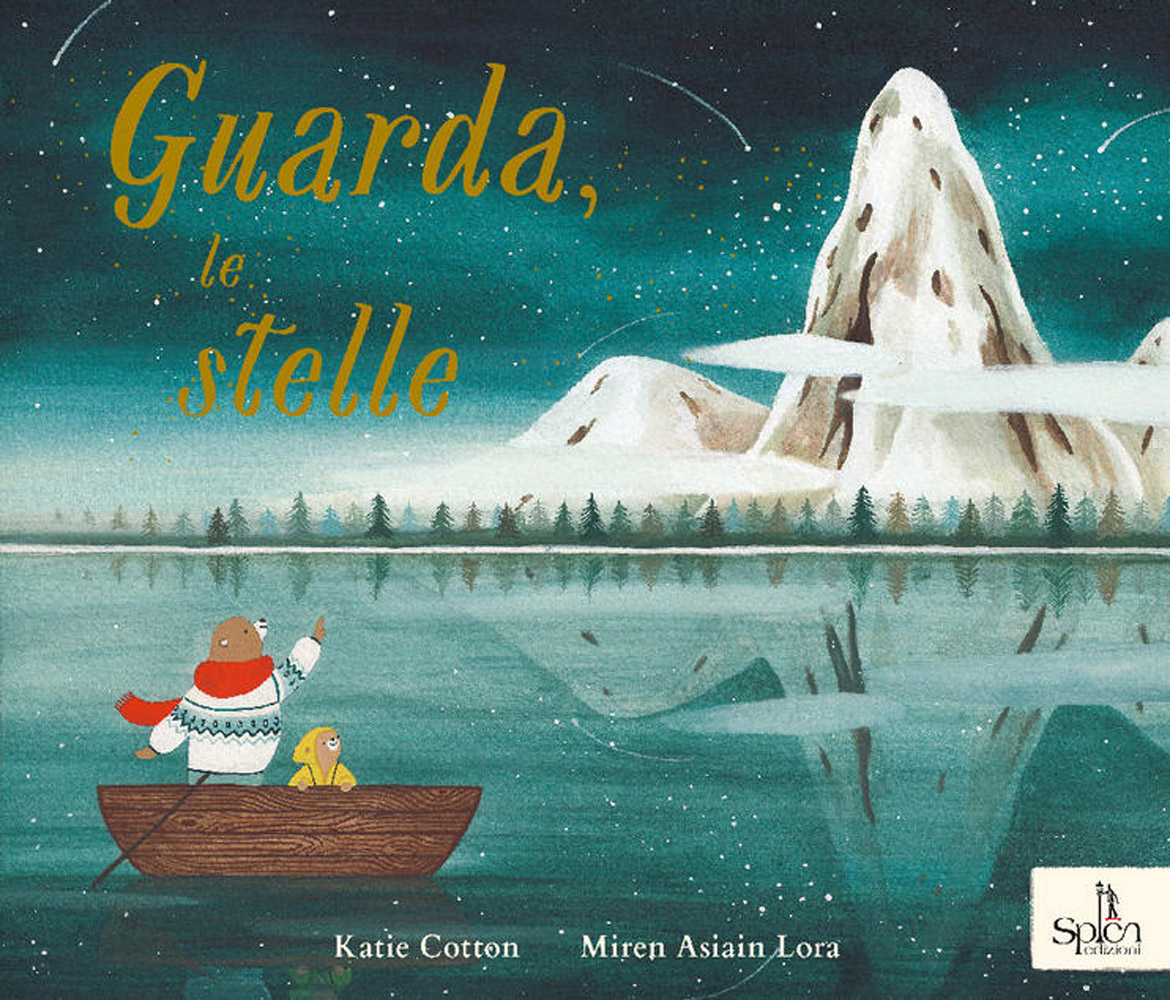 Guarda, le stelle di Katie Cotton