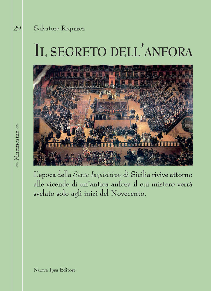 Il segreto dell'anfora (Remainders) di Salvatore Requirez
