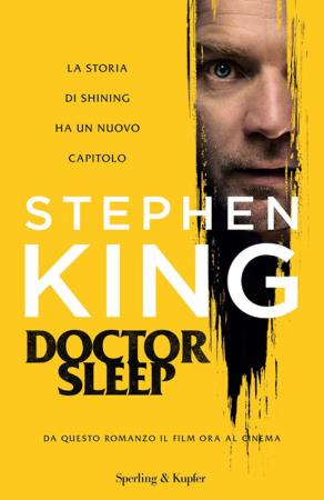 copertina del libro Doctor sleep - Sperling di Stephen King