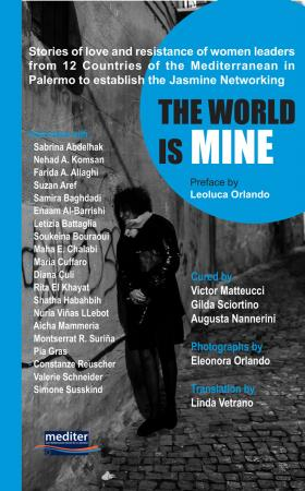 copertina del libro The world is MINE di AA.VV.