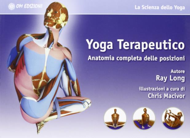 copertina del libro Yoga Terapeutico di Ray Long