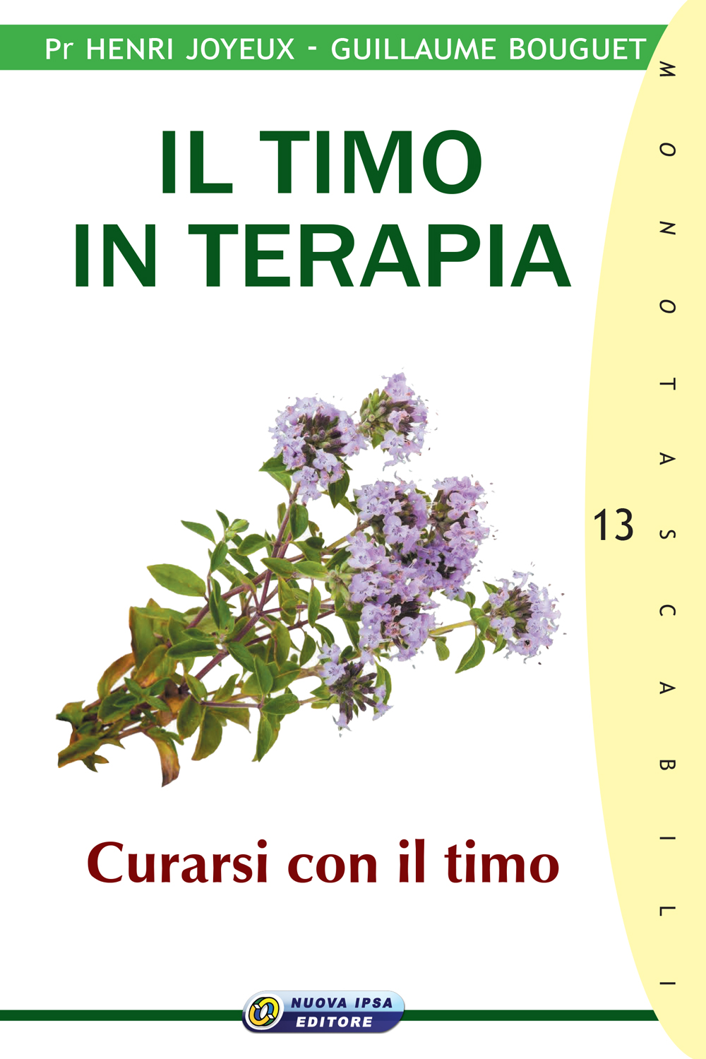 Il timo in terapia (Remainders) di Pr Henri Joyeux